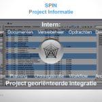 Project en Bedrijfsbreed in 1 overzicht